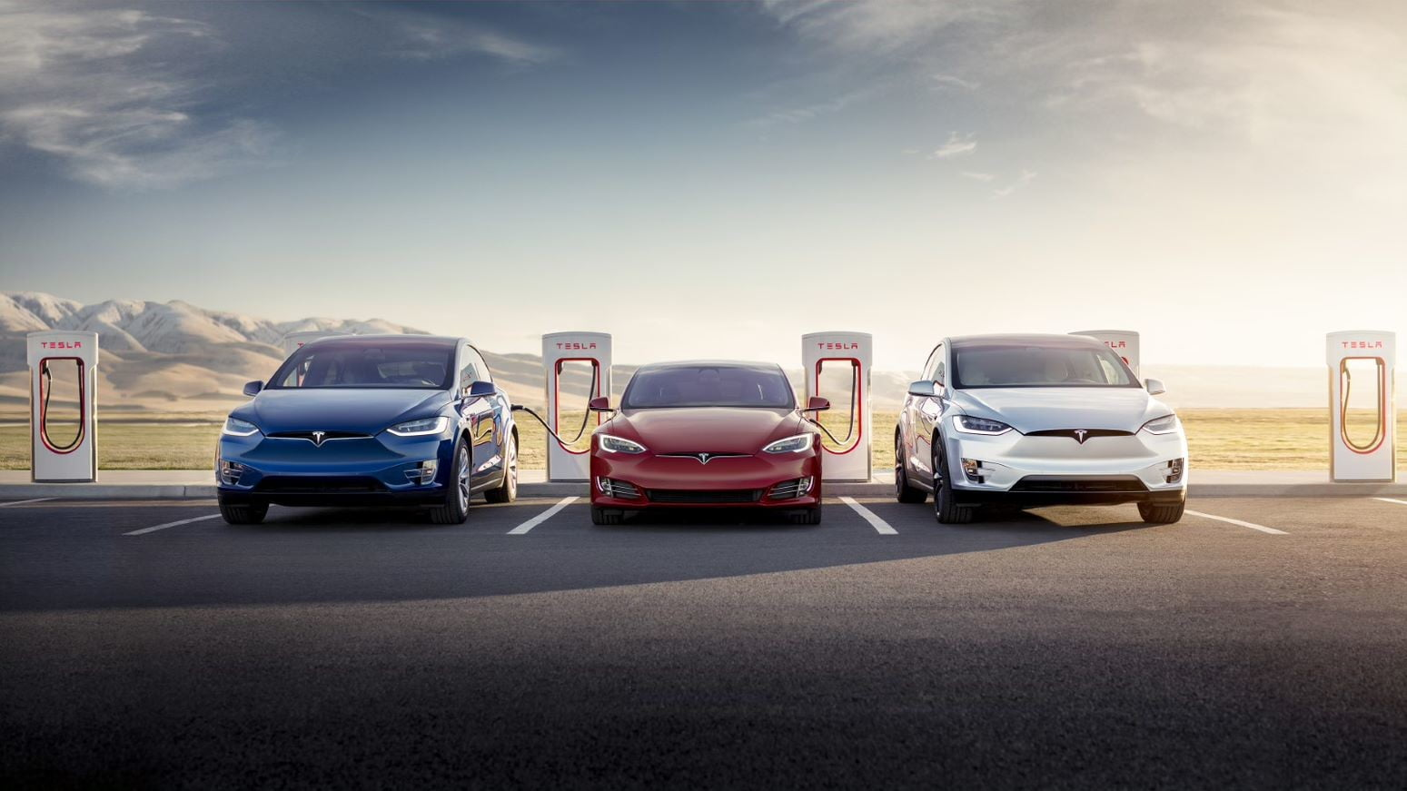 Tesla begins rolling out its fast-charging V3 Superchargers