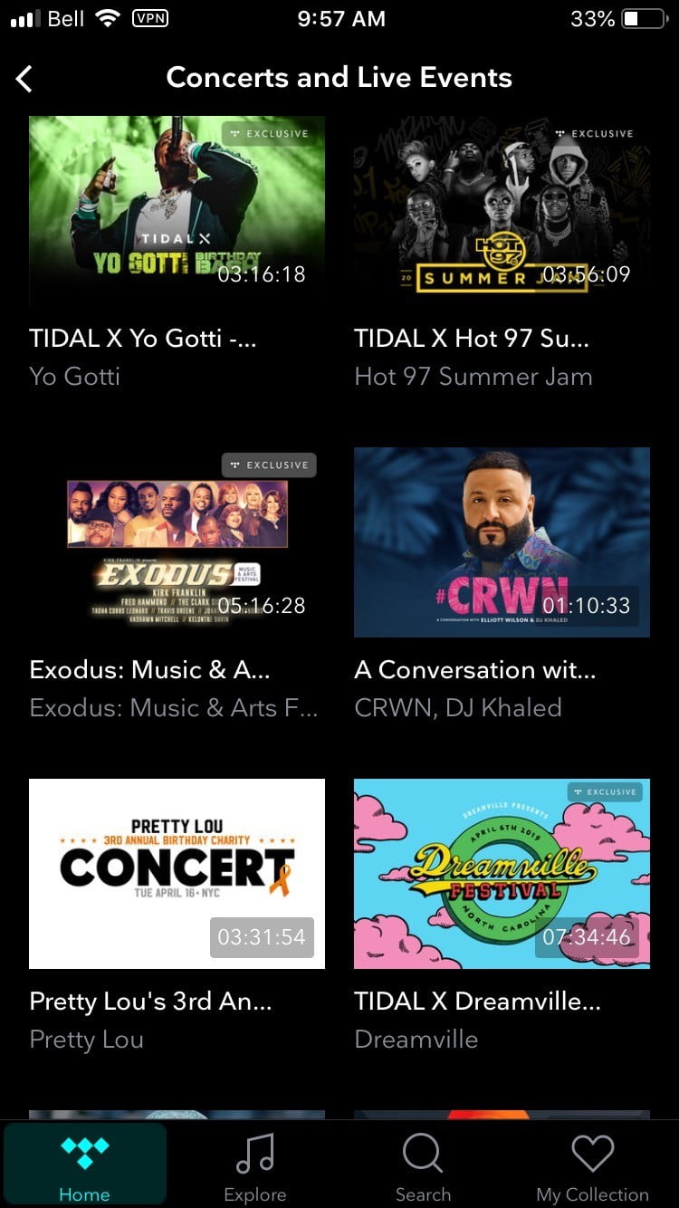 What is Tidal? The Hi-Fi Streaming Music Service Fully