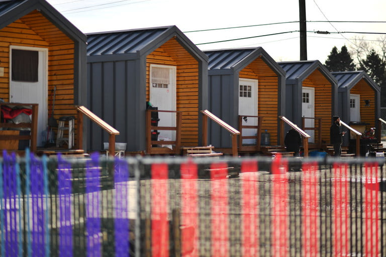 tiny homes homelessness solution getty 3
