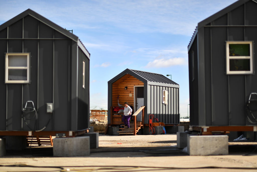 Are tiny homes a reasonable solution to homelessness?