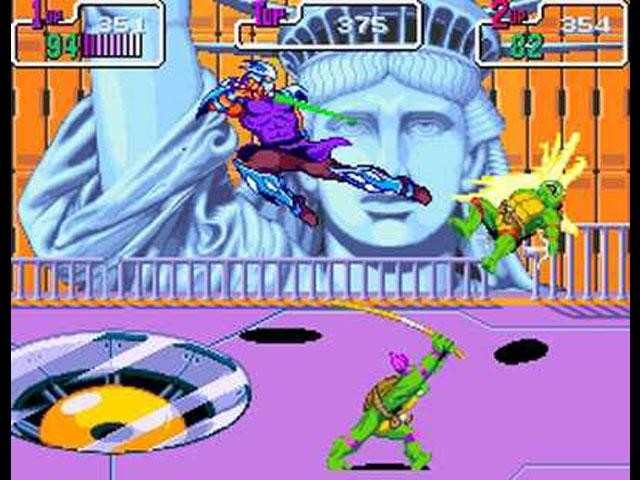best snes games tmnt3
