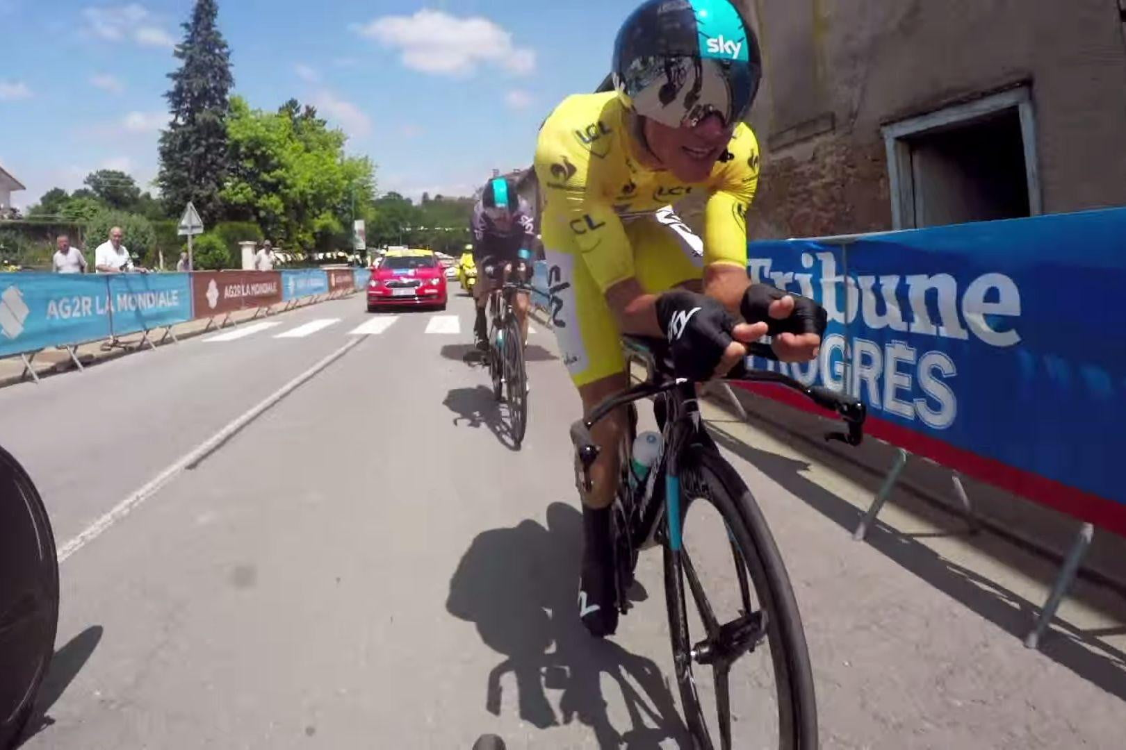 Tour de France goes high-tech with GoPro footage and live rider tracking