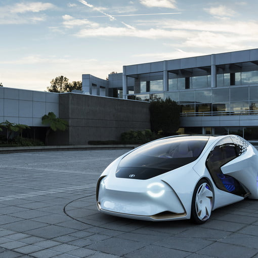 Toyota Concept I News Specs Technology Pictures Digital Trends