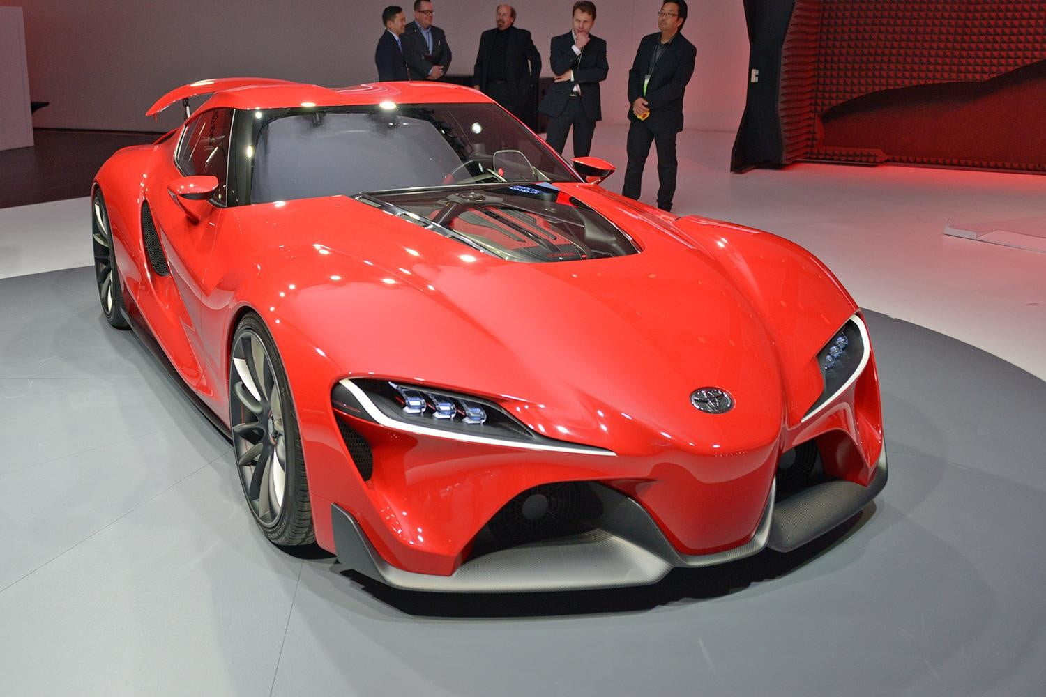 Toyota Ft 1 >> Toyota Ft 1 Concept Full Specs Photos And Performance