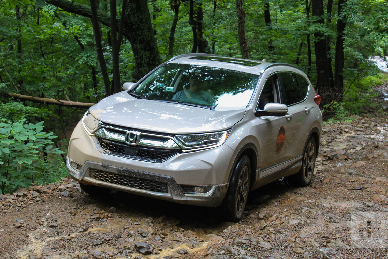 Crv Off Road >> The Best Off Road Crossovers We Tested 7 Crossovers On 4wd