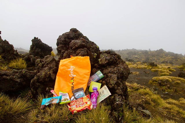 trailfoody subscription box outdoor snacks 1