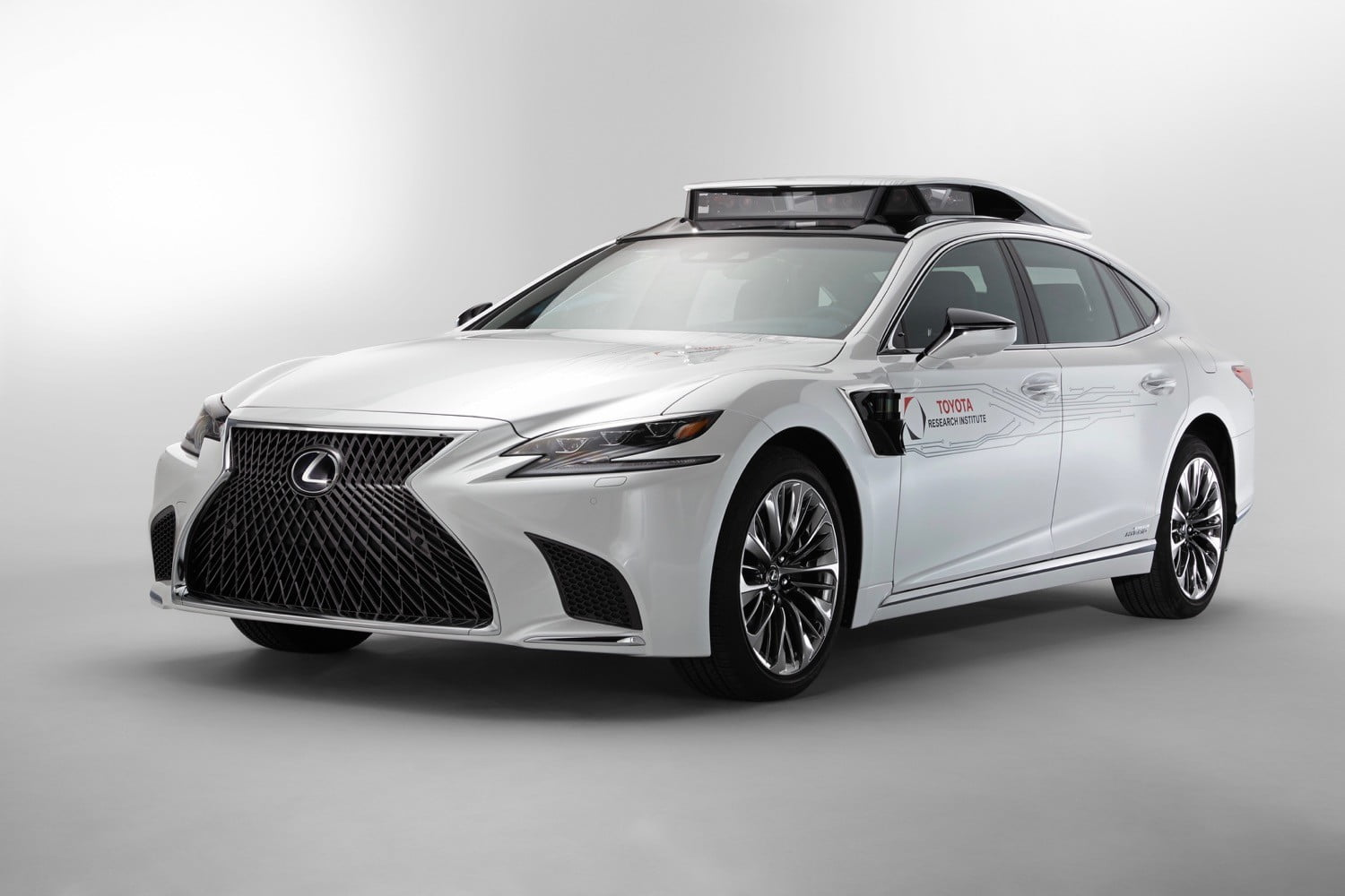 Toyota's Guardian system aims to help human drivers, not replace them