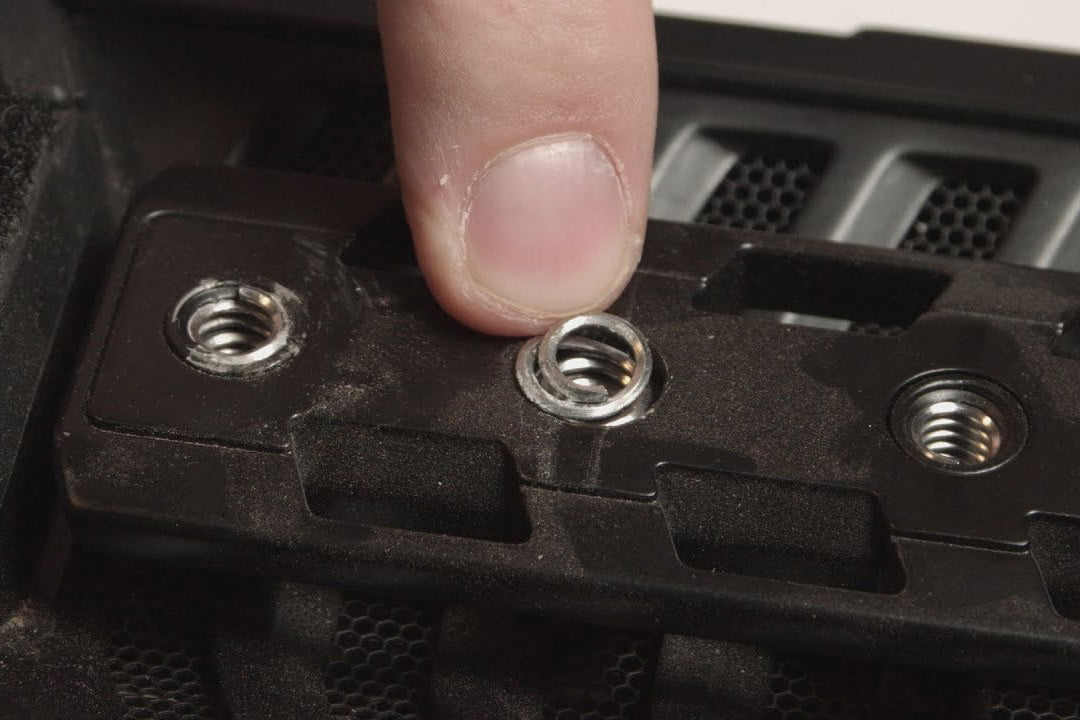 Repair a broken tripod thread in just a few minutes with this DIY tutorial
