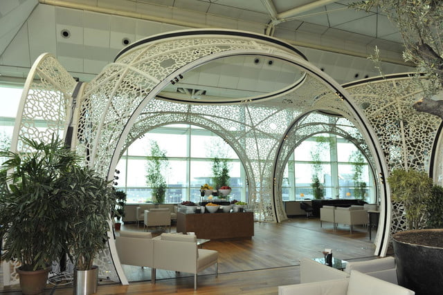 the worlds best airport lounges turkish airlines cip lounge