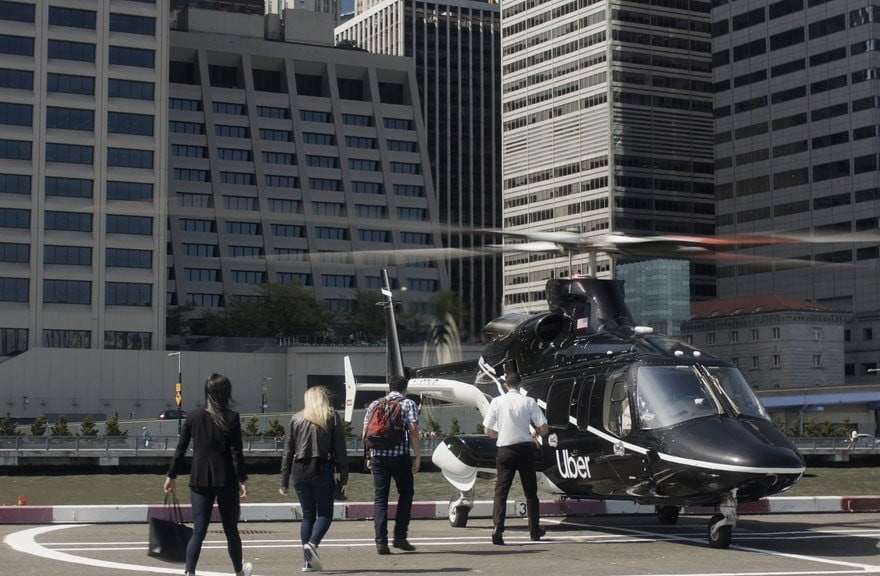 Uber Copter is now available to everyone with the Uber app — in NY City