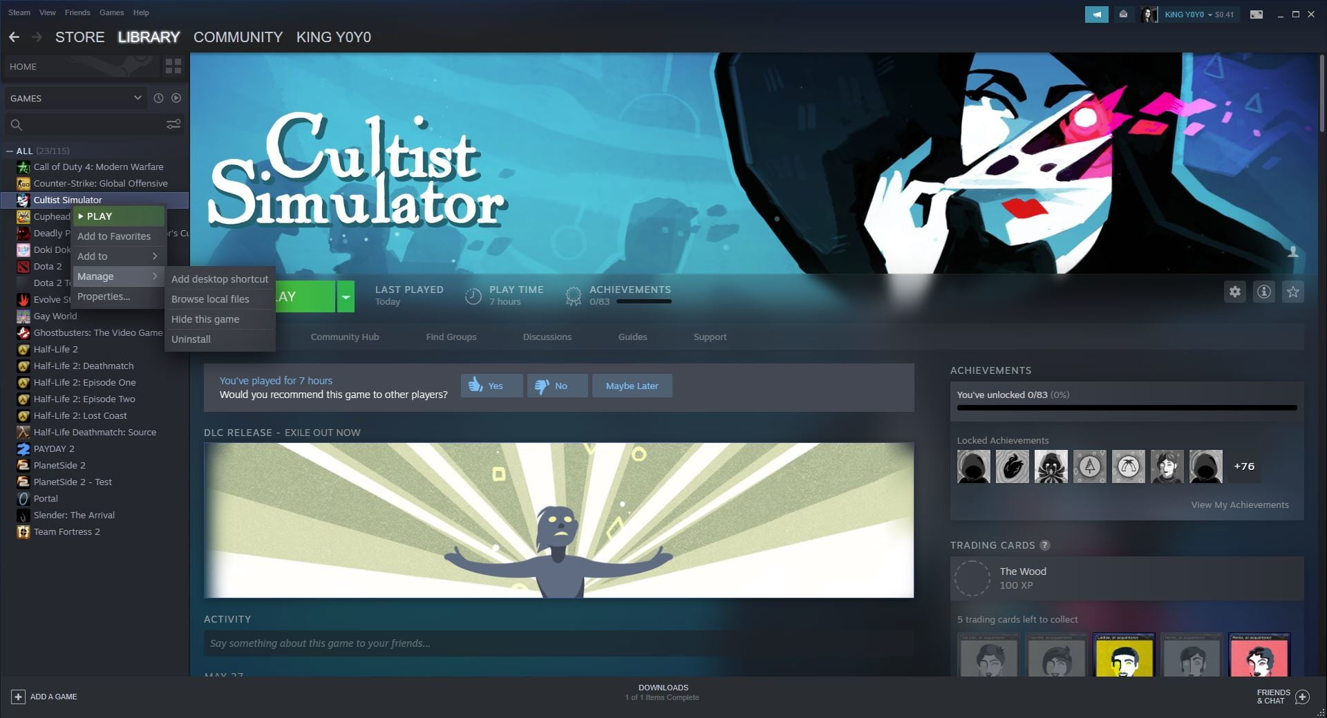 How To Uninstall Steam Games And Reinstall Them Later Digital Trends