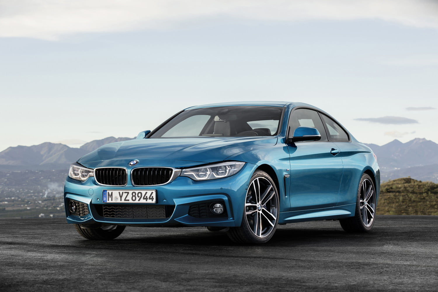 BMW fine-tunes the 4 Series to make it look sharper and drive even better