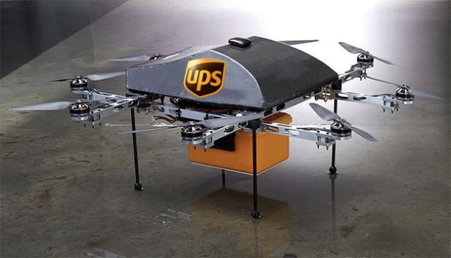 CVS and UPS join forces for drone deliveries to customers' homes
