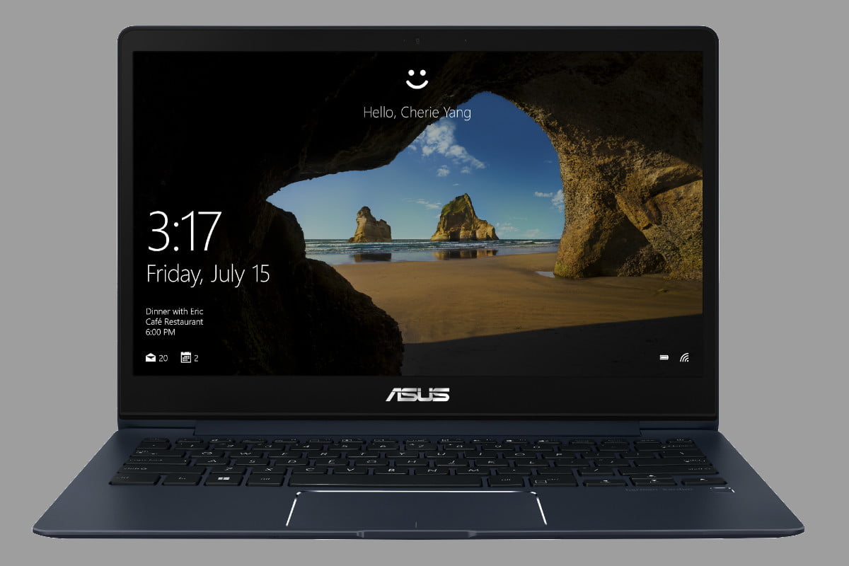Asus ZenBook 13 UX331 is the Thinnest Laptop With Discrete