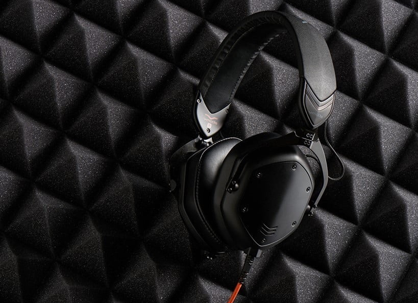 V-Moda drops Crossfade M-100 Master, co-engineered with Roland