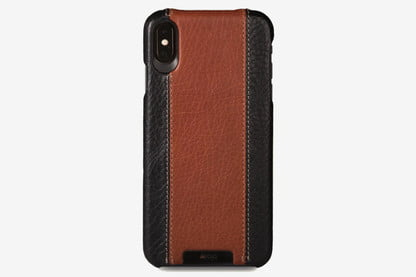Shell Mirror Apple XR Leather Case
