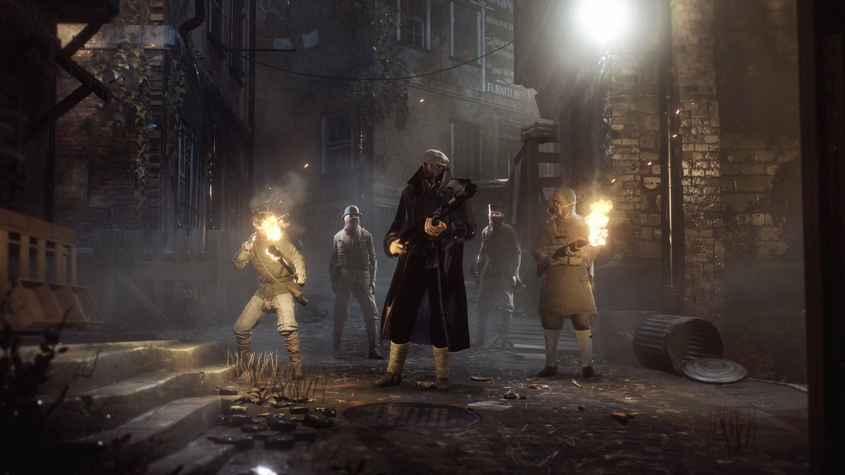 Vampyr' wants you feel the consequences of making bad