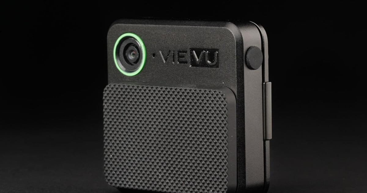Vievu LE3 Body Cam Police Security Body Camera  CAMERA AND CABLE ONLY