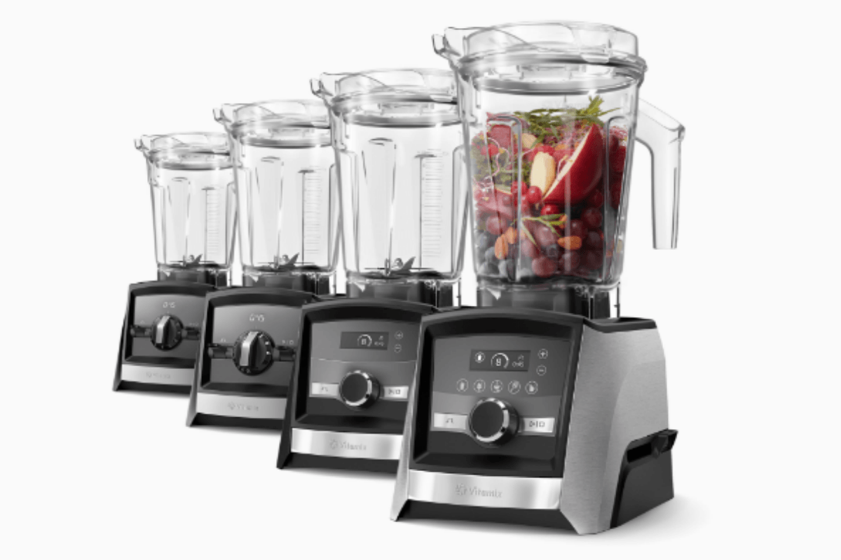 Vitamix recalls 100,000 blender containers after multiple 'lacerations'
