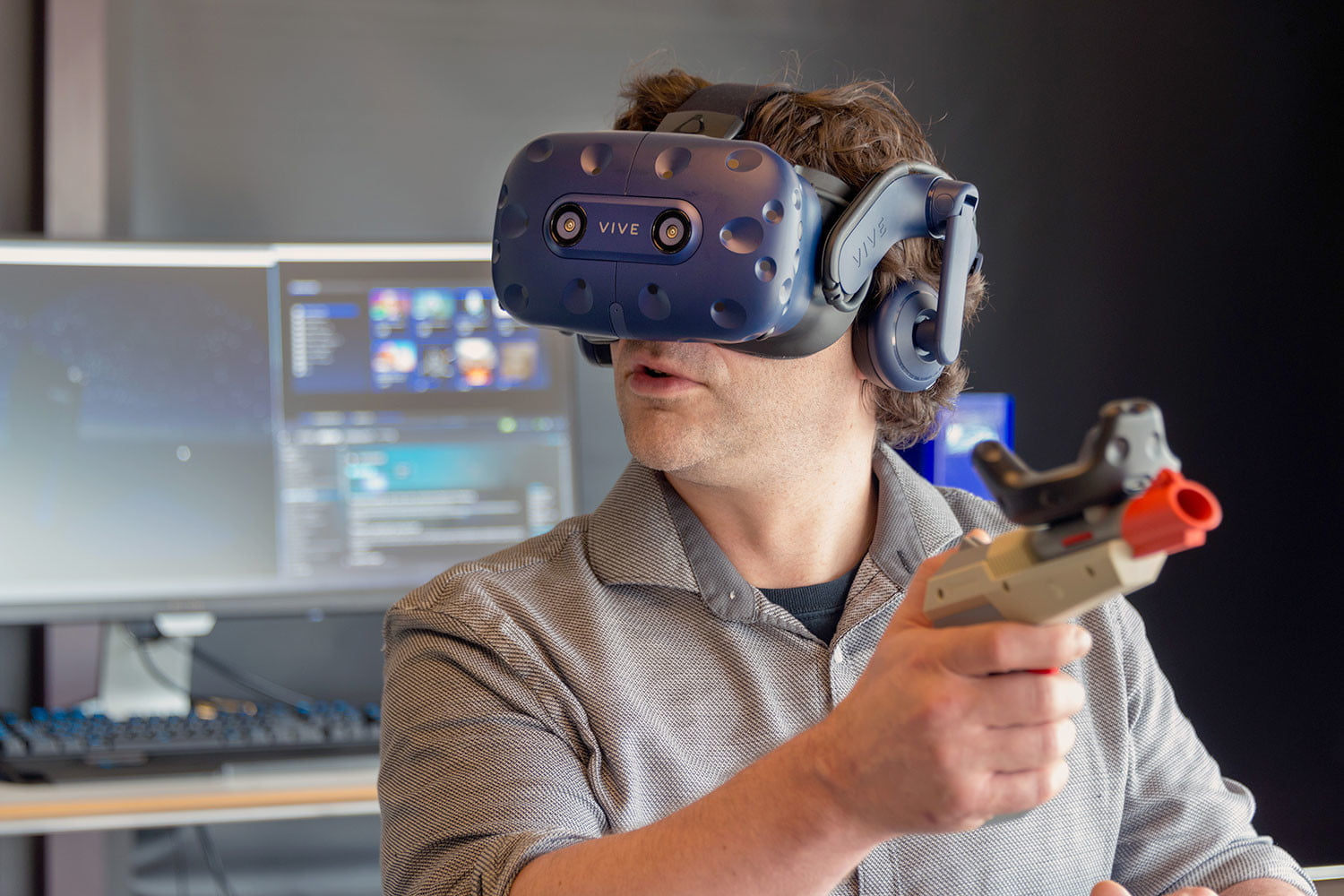 Oculus Says a Many Rift Owners Would Rather be Seated