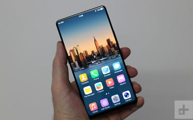 Vivo Apex Hands On Review Digital Trends