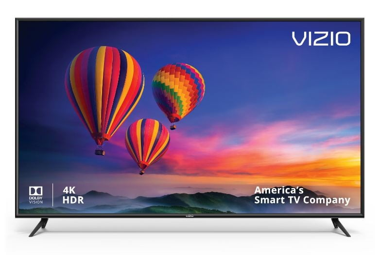 Walmart drops incredible deals on these Vizio 4K TVs for Columbus Day