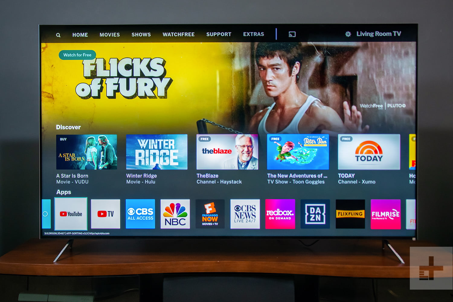 Vizio Makes Moves to Fill Your TV With Even Targeted Ads