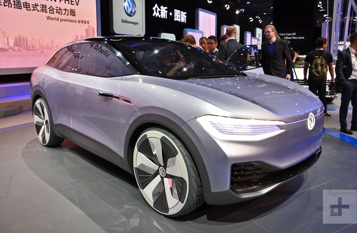 VW ID Crozz Electric Crossover SUV: Design, Release >> Volkswagen I D Crozz Concept Goes Into Production In 2019 Digital