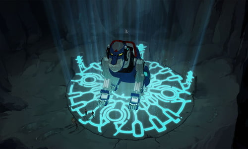 Interview: Conchords' Rhys Darby Talks Voltron and X-Files