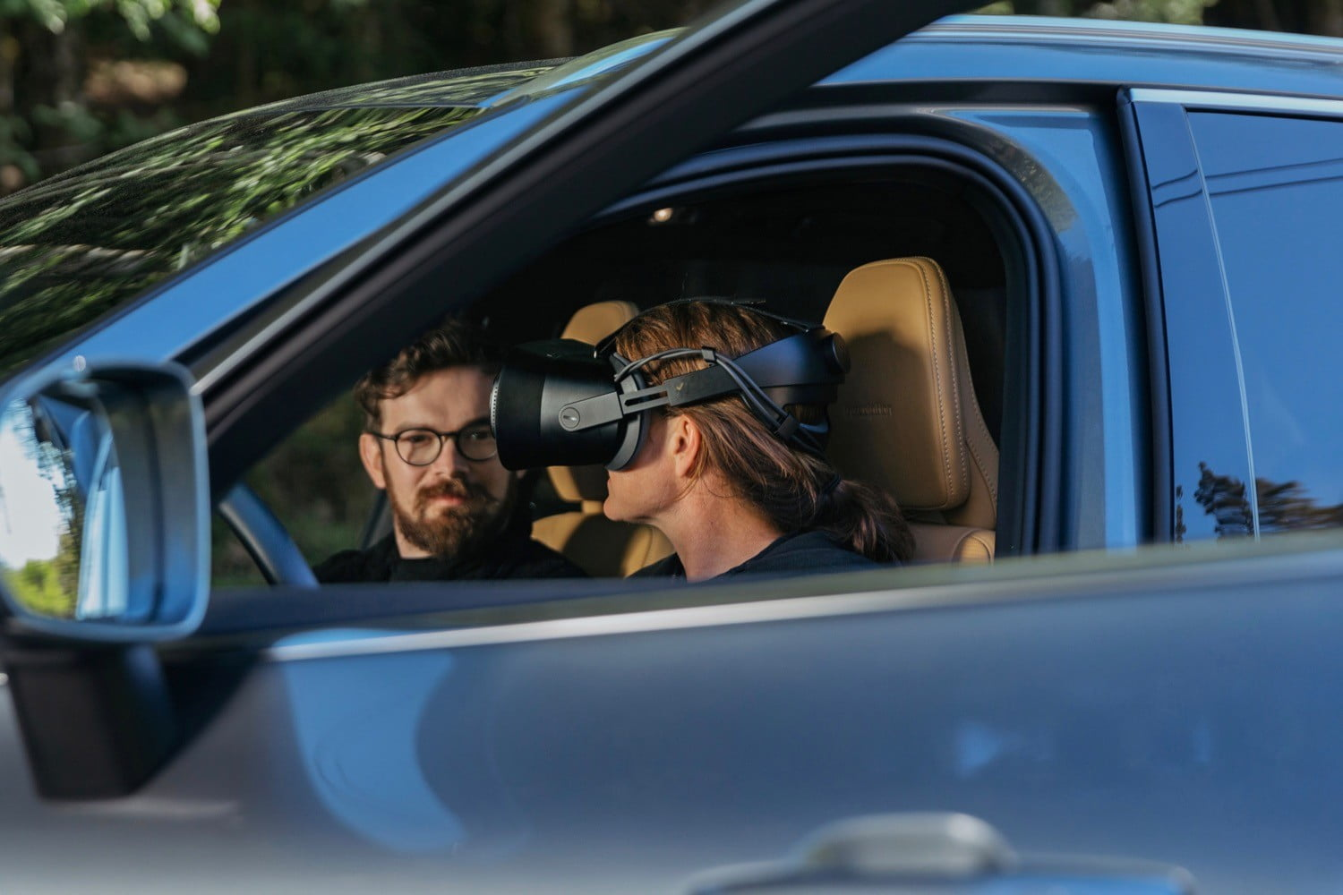Volvo Wants To Use Augmented Reality To Help Design Future