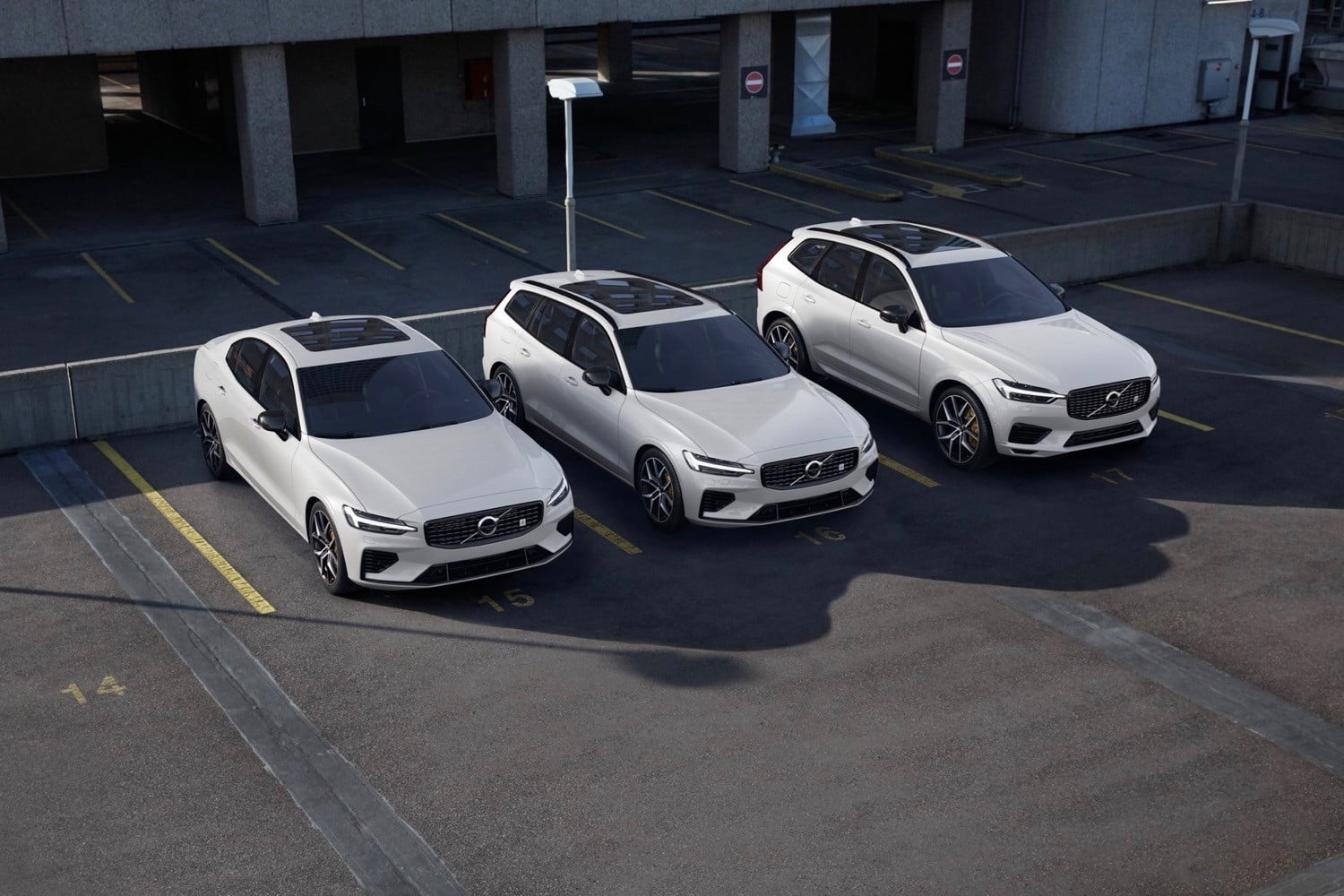 2020 Volvo V60 And Xc60 Get Polestar Engineered Upgrades