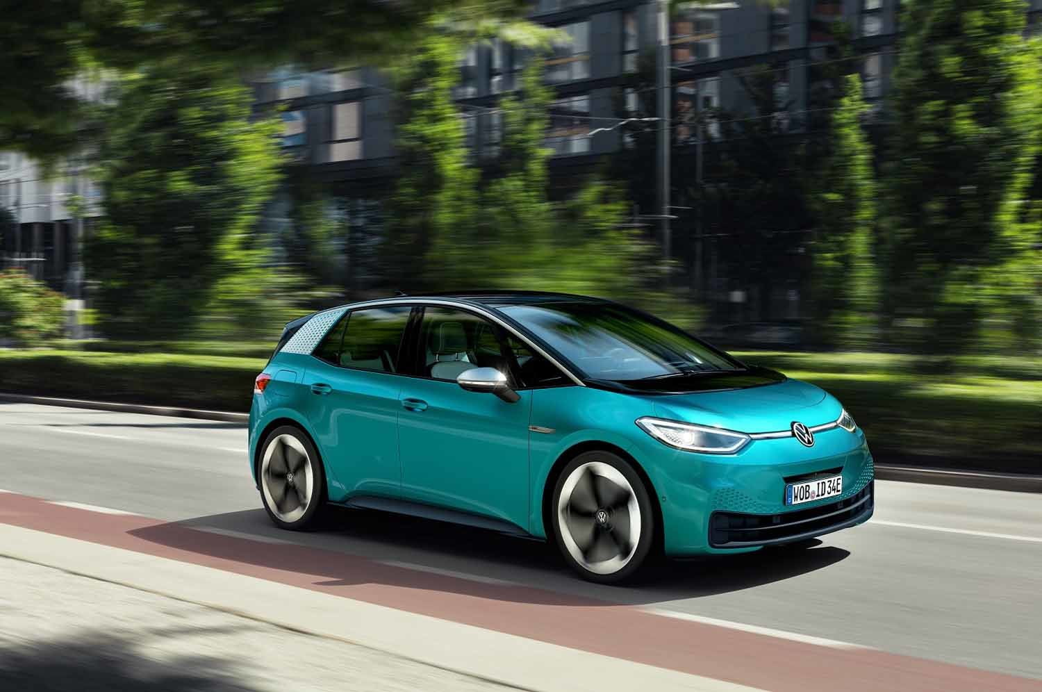 Volkswagen CEO says ID.3 will be 40% cheaper to make than the e-Golf
