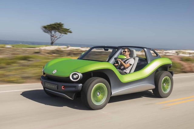 Driving Volkswagen's One-of-a-Kind Electric ID Buggy Concept