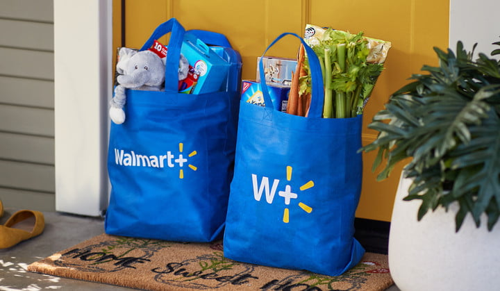 Walmart shopping delivery