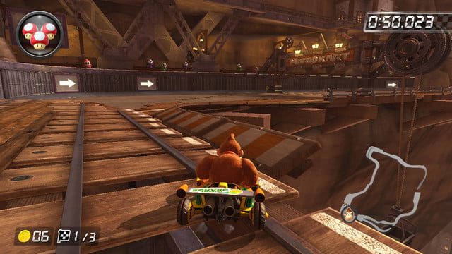 mario kart 8 shortcuts wario s gold mine 2