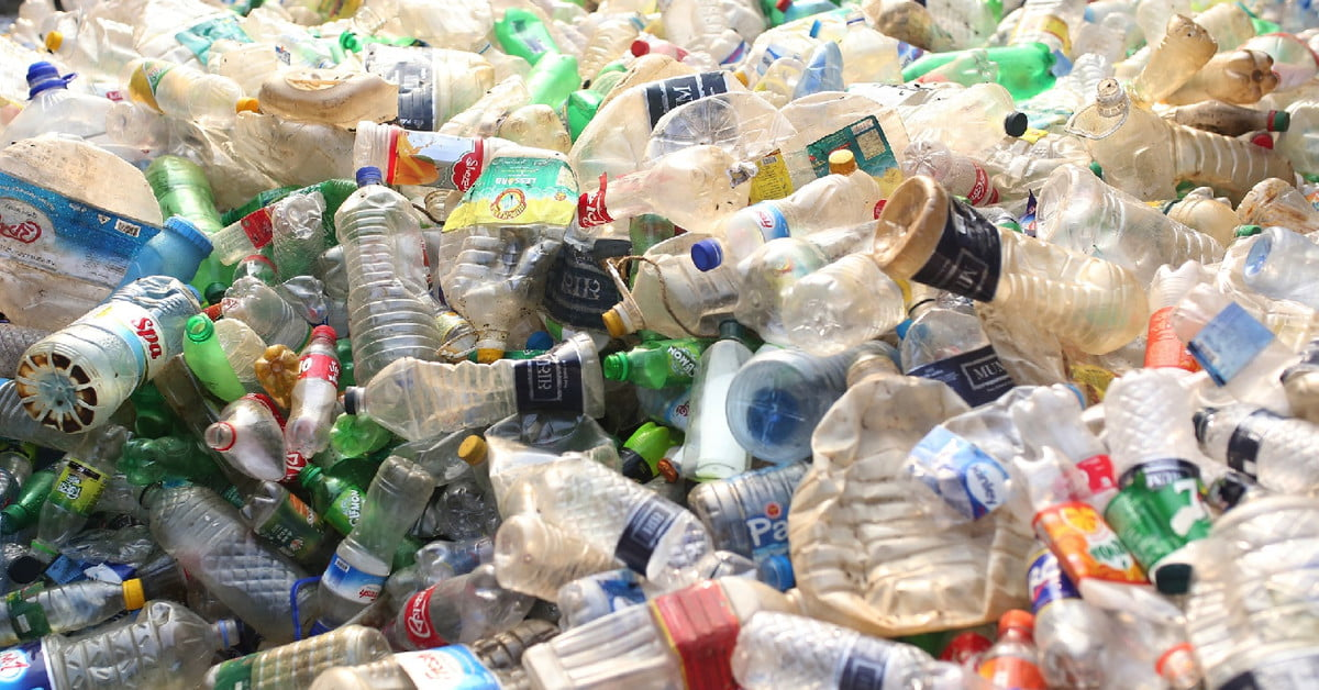 Scientists find new way to 'upcycle' plastic into valuable liquid