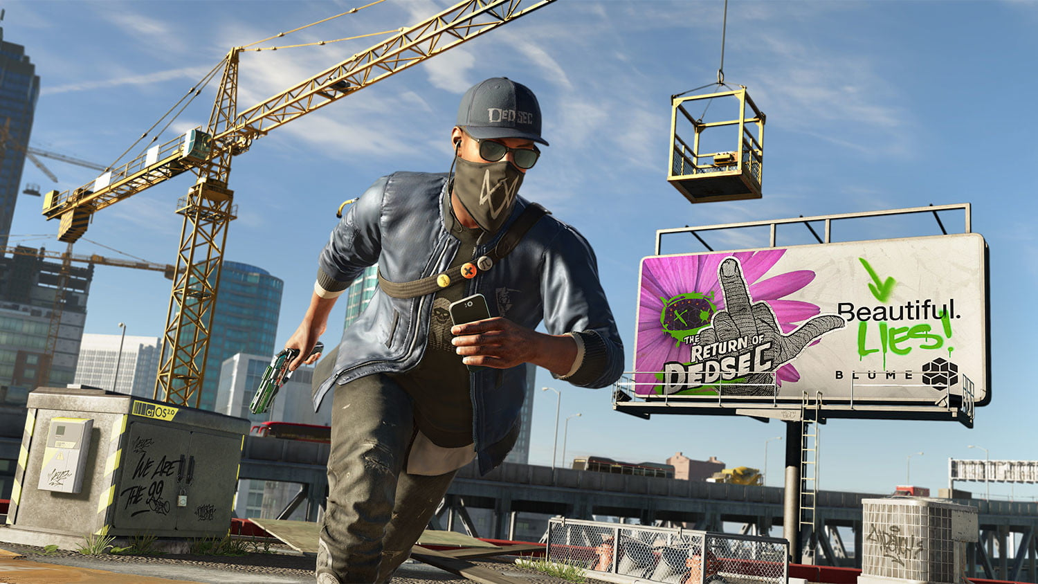 'Watch Dogs 2' Showdown PVP game mode will now be free for all