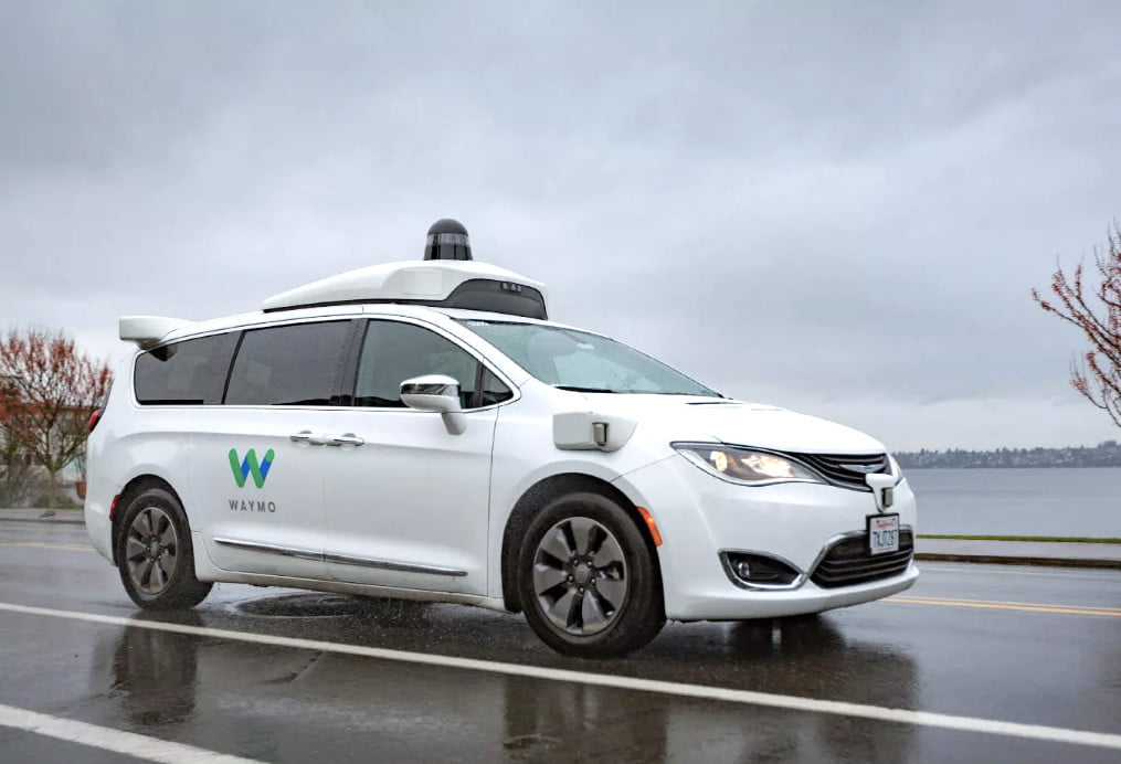 Waymo Takes Its Self-driving Cars to Florida for Testing in