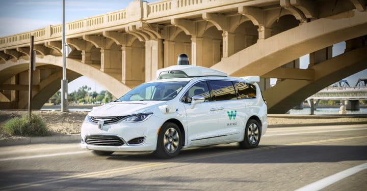 Waymo Claims Big Improvements With Its Self-driving System   Digital Trends