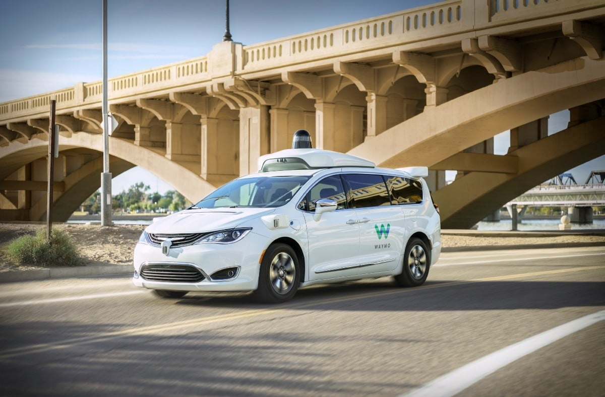 Waymo becomes the first company to charge for rides in self-driving cars