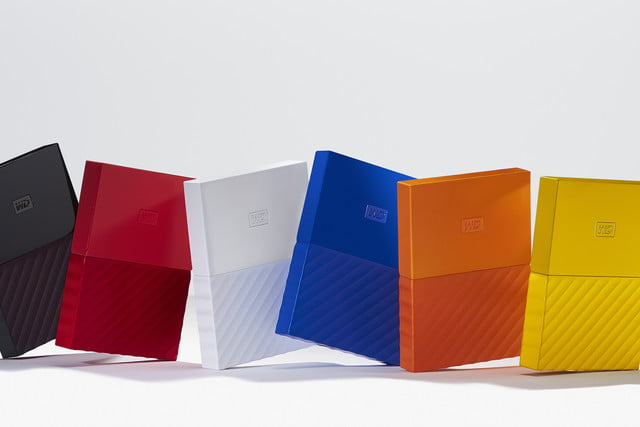 western digital releases redesigned portable hard drives wd my passport family hires