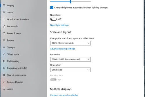 How to Adjust High-DPI Scaling in Windows 10 | Digital Trends
