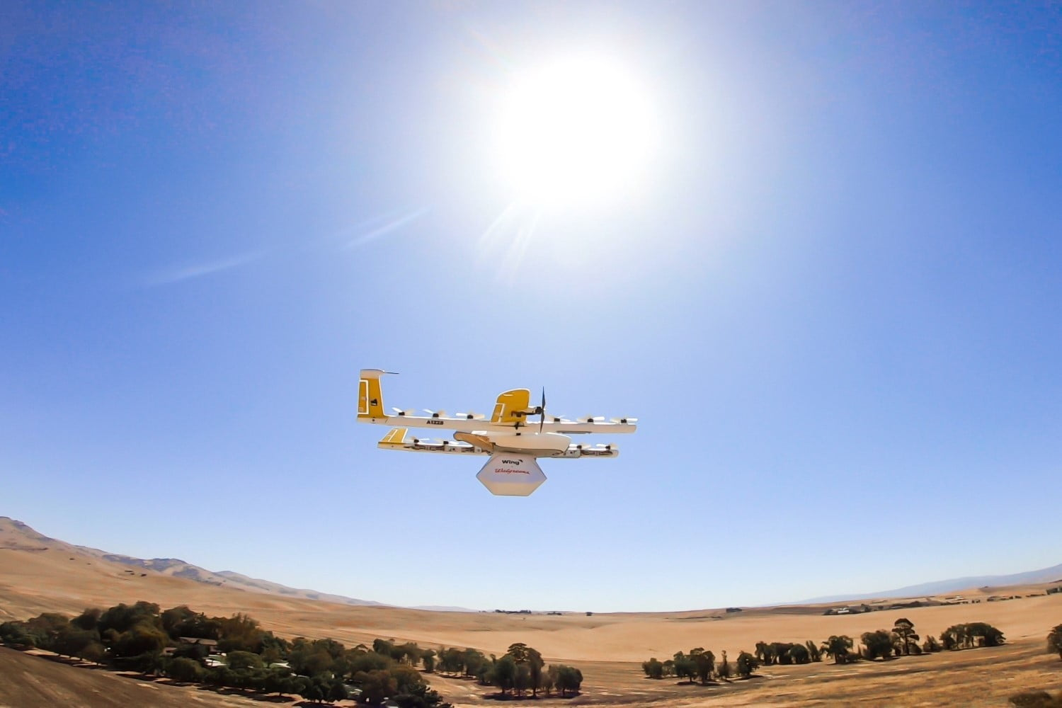Google's Wing delivery drones will soon ship packages for FedEx and Walgreens