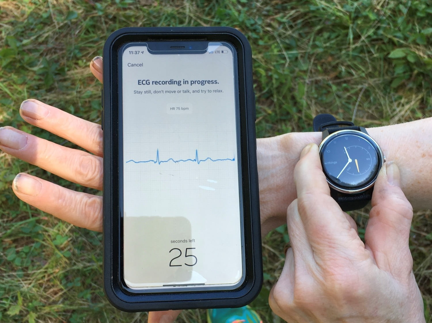 Withings Move ECG Review: An Affordable Electrocardiogram