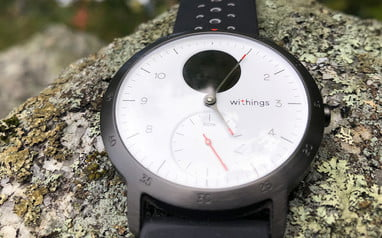 Withings Steel HR Sport Review | Digital Trends