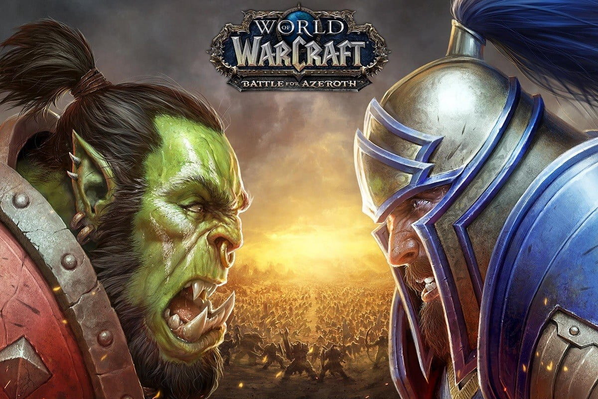 Blizzard sues Sina Games for blatant Warcraft rip-off Glorious Saga