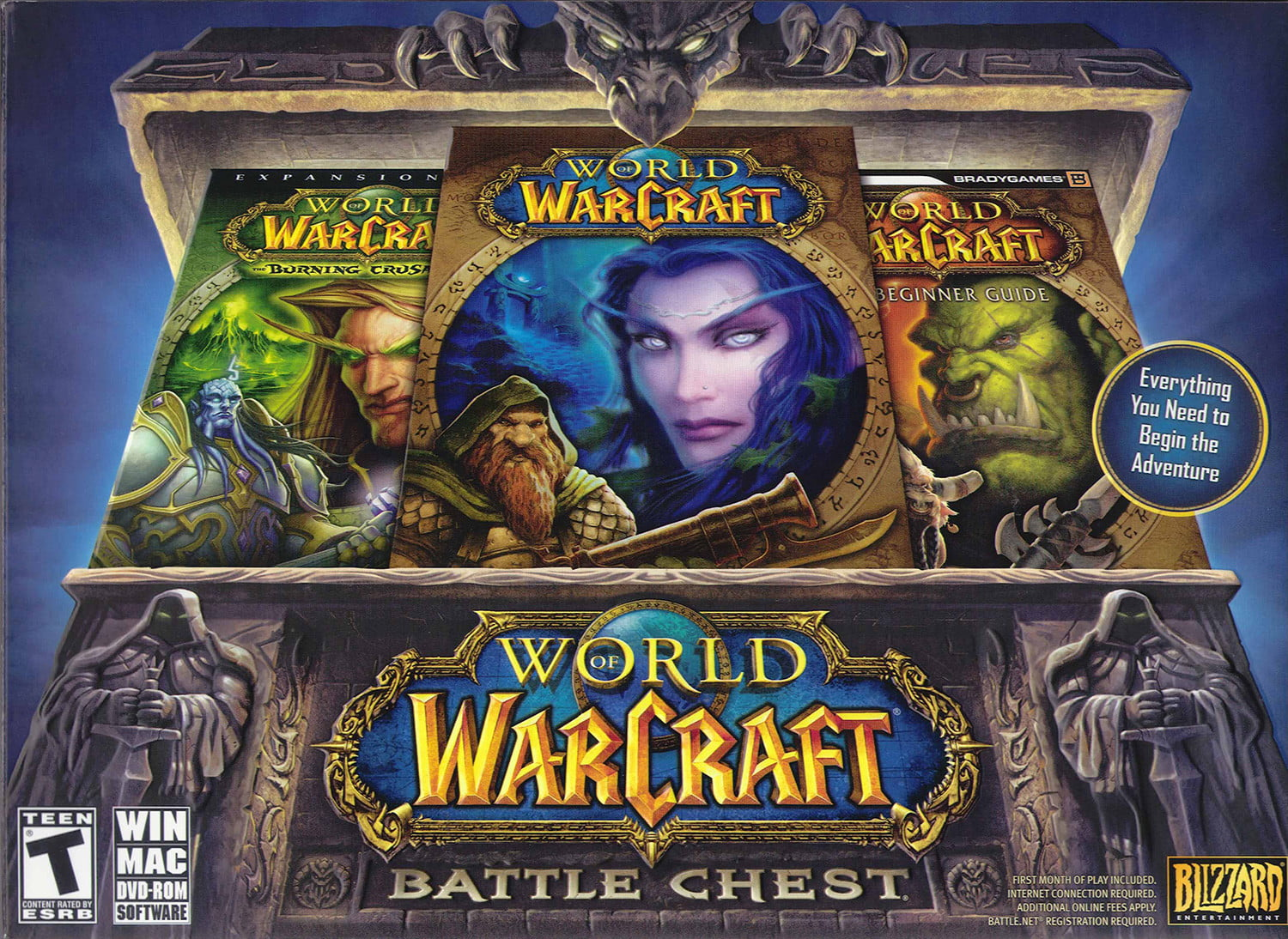 World of Warcraft Classic to Be Free with World of Warcraft