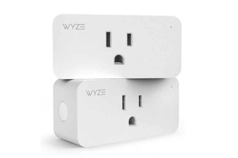 The new Wyze Plug is a voice-activated smart plug, no hub required