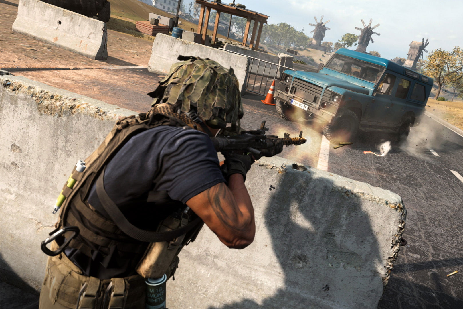 Call Of Duty Warzone Best Loadouts And Attachments Digital Trends