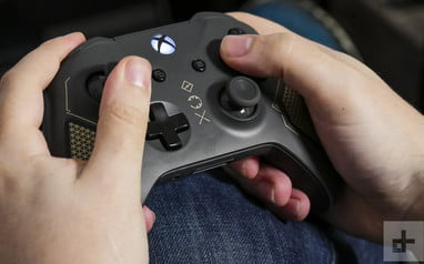 Microsoft's Xbox One Recon Tech Gamepad is the people's